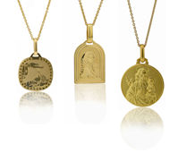 Image de la catégorie Médailles Religieuses
